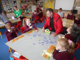 Maths for Fun in Senior Infants