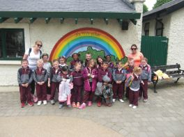 Senior Infant School Tour to the Zoo