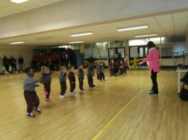 Funky Dance Day in Early Start was Fabulous