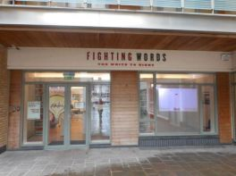 Ms. O'Connor's Class Visit 'Fighting Words'