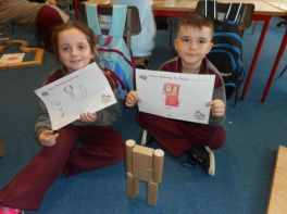 Ms. O'Connor's Class Design and Make Toys
