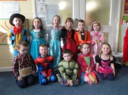 World Book Day in Early Start